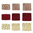 Pet Dog Blanket Reusable Dog Training Pads Pet waterproof Pee Pads