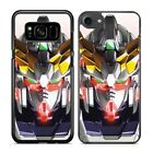 Mobile Suit Gundam Seed Anime Hard Plastic Case Cover for iPhone Samsung Galaxy