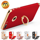 For iPhone 7 8 iPhone8 Plus Ring Shockproof Ultra Thin Hybrid Hard Case Cover