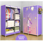 Children Clothes Closet Storage Cabinet Organizers Perfect For Christmas Gift