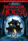 Monster House (DVD, 2006, Widescreen) with interactive slipcover