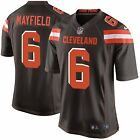 Cleveland Browns Baker Mayfield YOUTH BOYS Nike Game Jersey Brown