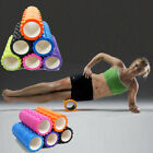 BAM yoga Fitness Trigger Foam Roller high density  Massage Pilates Muscle  12x4 image