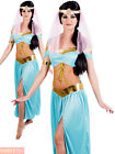 Ladies Arabian Princess Costume Aladdin Jasmine Fancy Dress Bollywood Womens