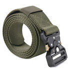 Men Military Belt Buckle Combat Waistband Tactical Rescue Rigger Tool