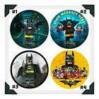 LEGO BATMAN DC COMICS Edible Image Cake Topper Photo Icing Frosting Sheet Party