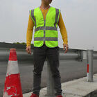 Safety Security High-Visibility Reflective Vest Construction Traffic/Warehouse