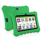 """7"""" ANDROID 7.1 KID TABLET PC 8GB 2*CAM QUAD CORE WiFi + SHOCKPROOF BUNDLE CASE"""