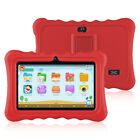"7"" ANDROID 7.1 KID TABLET PC 8GB 2*CAM QUAD CORE WiFi + SHOCKPROOF BUNDLE CASE"