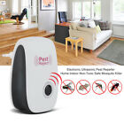 Electronic Ultrasonic Pest Repeller Indoor Non-Toxic Safe Mosquito Killer New SW