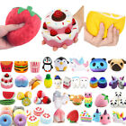 Soft Jumbo Slow Rising Scented Squishy Squeeze Toy Stress Relief Toys Gift