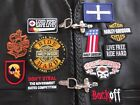 Biker sew / iron on patches- Best Harley Davidson motorcycles . $5.37 AUD on eBay