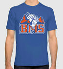 BMS Blue Mountain State T-shirt, Goats Tee, All Sizes