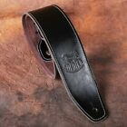 1.4M Guitar Strap Real Leather Handmade Vintage Bass Electric Acoustic 4 Colors
