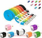 Внешний вид - 3IN1 NEW Fast Micro USB Charger Home Wall Travel AC Charger & Car For Cell Phone