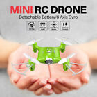 Syma X20 Mini 2.4G 4 Channel Remote Control Drone with 6-Axis Gyro Altitude Hold