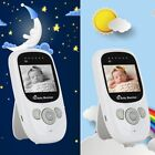 Video Baby Monitor LCD Infant Surveillance Wireless Night Vision 2-Way Audio Cam
