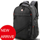 15.6 17inch Swiss Gear Computer Backpack Business Travel Laptops Bag Waterproof