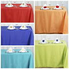 90x156 Polyester Tablecloth Wedding Table Linens Catering Decorations Supply