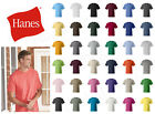NEW Hanes Beefy-T 6.1 oz.  Cotton T-Shirt  5180 HanesT Shirt S - 3XL   36 Colors image