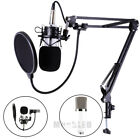 Внешний вид - PROFESSIONAL Condenser Microphone with Mic Suspension Scissor Arm Stand Kit USA