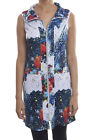 Joseph Ribkoff White/Multi  Floral Zip Front  Tunic/Dress New Season 182586