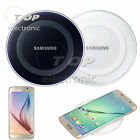 Qi Wireless Charger Charging Pad for Samsung Galaxy S6 S7 Edge S8 S9 Plus, used for sale  Shipping to Canada