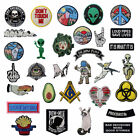 Kyпить Embroidered Patches Iron Sew On Patches transfers Badges appliques Lots Pattern на еВаy.соm