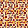 FIRETRUCK RESCUE Fabric Freespirit Westminster Fibers 1 Yd. Piece Fireman