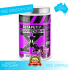 Max's Betapump Red Pre Workout 60 Serves Nitric Oxide Energy Booster