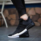 Mens Sport Shoes Breathable Walking Athletic Running Training Sneakers Casual