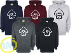 Inkling Squid Splatoon Switch Game Inspired Kids Adult Hoody - MULTIPLE COLOURS