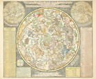 Star Chart of the Southern Sky III 1722