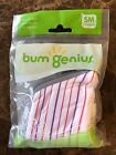 bumgenius cloth diaper wet bag on the go, holds 3-5 diapers