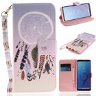 Animal Wallet PU Leather Skin Flip Case For Samsung Galaxy S9 Note 8 A5 J5 2017