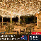 500LED 100M Warm Cool White Fairy Christmas String Strip Lights