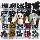 Kyпить 200X DIY Plastic Safety Eyes Soft Toys Teddy Bear Doll Animal Making Craft Screw на еВаy.соm