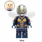 Lego Marvel Minifigures Super Heroes Black Panther Thor Avengers Mini Figure