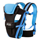 Baby Carrier Pouch Kangaroo Bag 0-30 Months Baby Carrier Ergonomic Front Facing