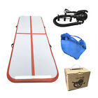 Airtrack Air Track Floor Inflatable Gymnastics Tumbling Mat GYM w/ Pump 6 Color