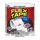 "Super Strong WaterProof Flex Tape 4""x 5"" Rubber Seal Stop Leaks Adhesive Tape UB"