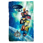 Star Trek Next Generation 30th Anniversary CREW Lightweight Polar Fleece Blanket on eBay