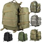 40L + 6L Tactical Outdoor Molle Military Rucksacks Backpack Hiking Camping bag