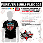 Kyпить Sublimation on Dark T-Shirts Heat transfer paper for Cotton Forever Sublifex 202 на еВаy.соm