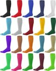 Pro Feet Multi-Sport Sock Solid Color Acrylic Team Soccer Baseball Softball