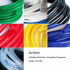 1/3/5/10 Meter Silicone Hose Water Pipe Silicone Tube/Tubing 8mmx10mm - ID x OD