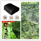 Garden Mesh Netting Plant Vegetable for Mosquito Bug Insect Bird Black US