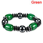 Magnetic Bracelet Weight loss Natural Beads Stone Therapy Health Care Jewelry PT