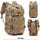 BL008 30L 3P Marching Backpack Outdoor Tactical Backpack War Game Bag US