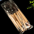 22Pcs/Set Pottery Clay Wax Sculpting Polymer Modeling DIY Carving Tools Gifts image